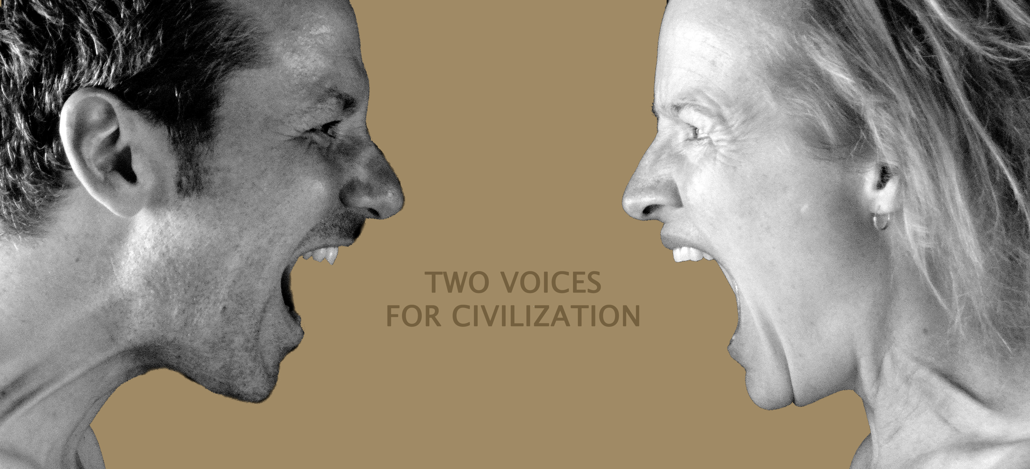 2 Voices for Civilization